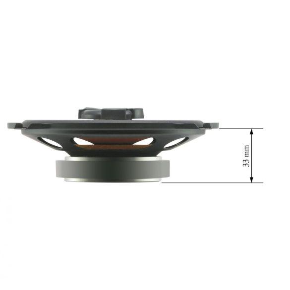 """MNC StreamLine 5""""-os, 130 mm-es, 100W-os autós hangszóró pár (37413)"""