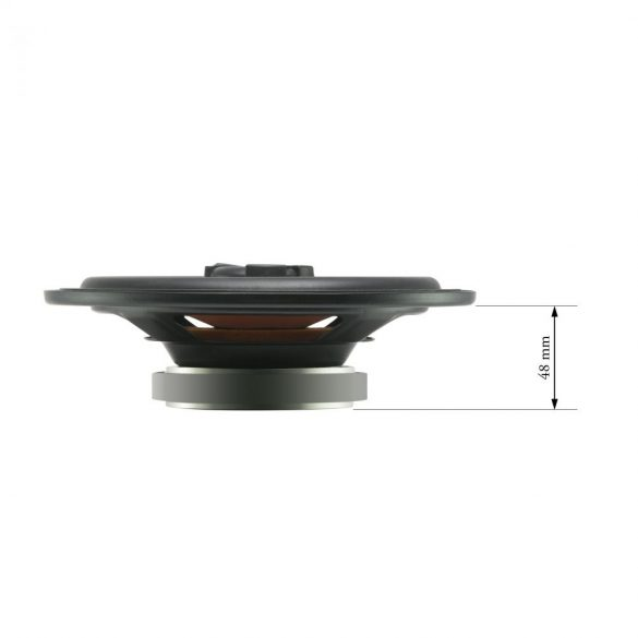 """MNC StreamLine 6, 3""""-os, 160 mm-es, 120W-os autós hangszóró pár (37416)"""
