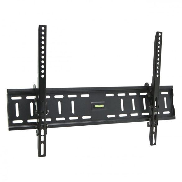 LCD TV Fali tartókonzol - dönthető - Terhelhetőség: 60 kg Delight  39692