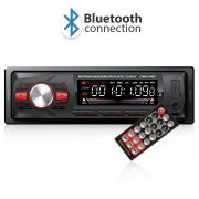 Autórádió  fejegység Carguard MP3-as USB/SD/MMC/AUX bemenettel Bluetooth 39701