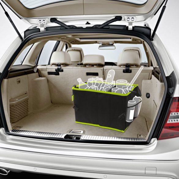 MNC Autós rendszerező csomagtartóba 2 tárolórekesszel 36 x 30 x 25 cm 54924A