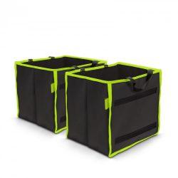 MNC Autós rendszerező csomagtartóba 1 tárolórekesszel 25 x 30 x 30 cm 2 db / csomag 54925