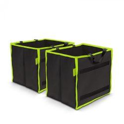 MNC Autós rendszerező csomagtartóba 1 tárolórekesszel  25x30x30cm 2 db / csomag 54925
