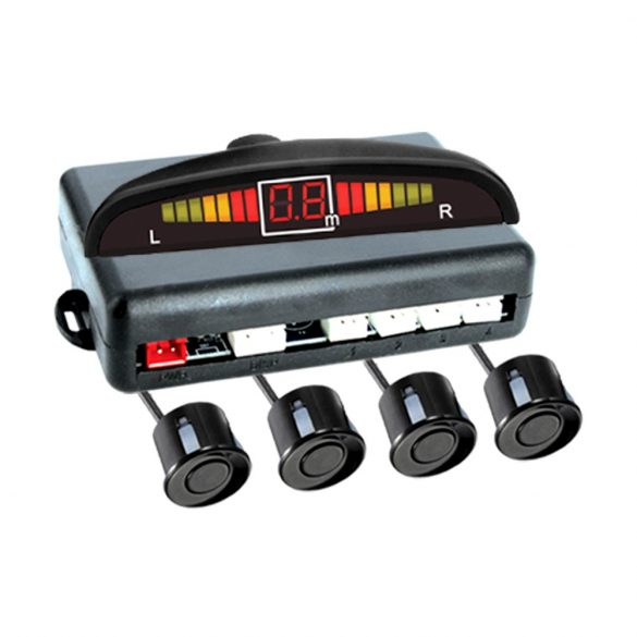 Tolatóradar 4 érzékelővel Carguard 55072-3