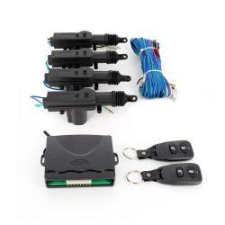 Carguard Távirányítós központizár vezérlő szett távirányítókkal és motorokkal 55077R