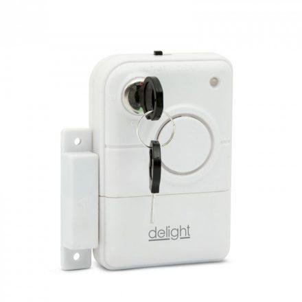 Nyitásérzékelő belépésjelző kulccsal Delight 55299