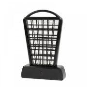 Asztali  - akkumulátoros és USB-s, fekete Garden of eden. 55668