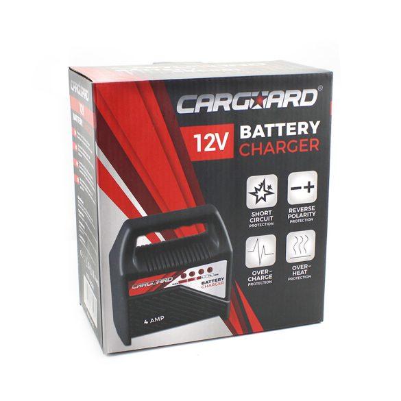 Akkumulátor töltő 4A 12V Carguard 55777A