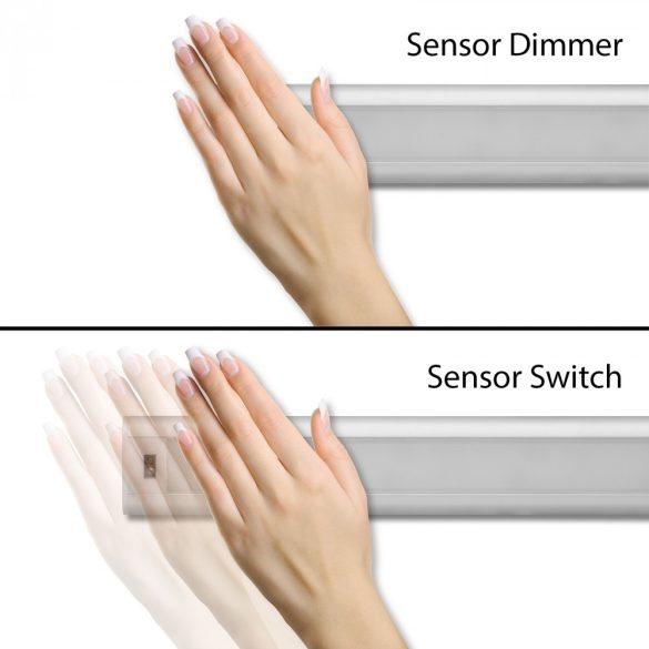 Phenom led bútorvilágítás hangulatvilágítás szenzoros kapcsolóval. 55845B