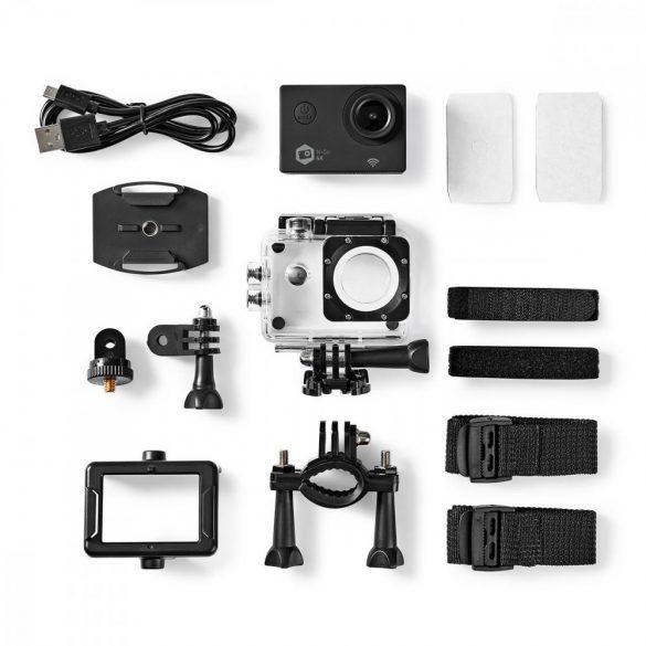 Akciókamera | Ultra HD 4K | Wi-Fi | Vízálló Tok ACAM41BK