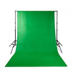 Fotóstúdió-háttérfüggönykészlet | 2,00 m BDKT10GN