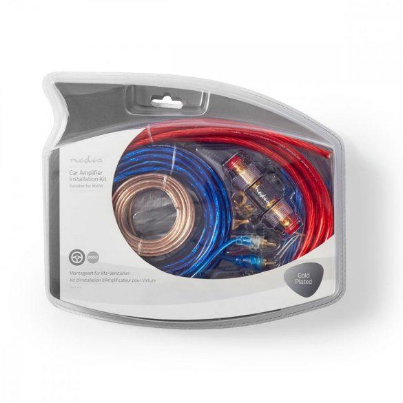 Autós Audiocsatlakozókészlet   800 W Nedis  CKIT910VA