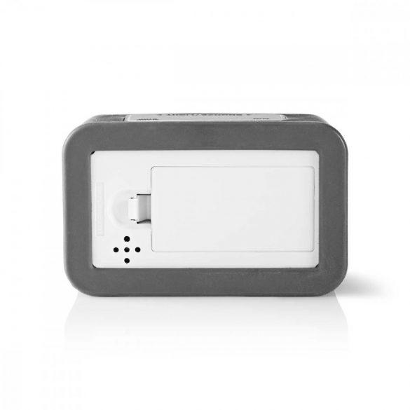 Digitális Asztali Ébresztőóra | Háttérvilágítás | Szürke CLDK003GY