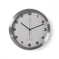 Rádióvezérelt Falióra | 30 cm | Fehér