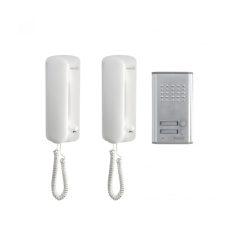 Vezetékes kaputelefon, kétlakásos  (Home) DP 012