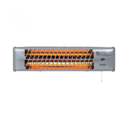 Hősugárzó Kvarccsöves fűtőtest, 1200 W, IPX4 FK 24 HOME