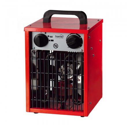 Hordozható ventilátoros fűtőtest, 2000W, IPX4 Home, FK 31