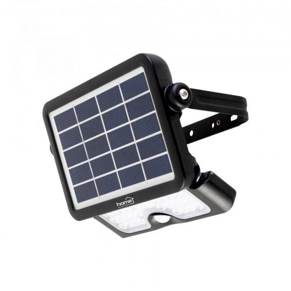 Szolár paneles LED reflektor PIR mozgásérzékelővel FLP 500 SOLAR