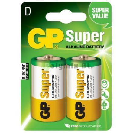 Super alkáli elem C Baby 2db/bl