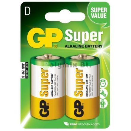 Super alkáli elem D Góliát 2 db/bl