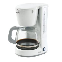 HOME HG KV 06 Kávéfőző, 8 csészés, fehér, 800W HG KV 06