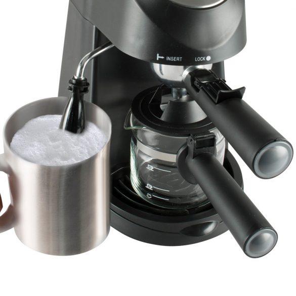 Eszpresszó kávéfőző HOME HG PR 06