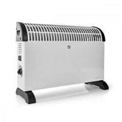 Radiátor | Hőfokszabályozó | 3 Fokozat | 2000 W | Fehér Nedis HTCO10FWT