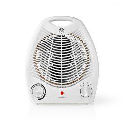 Hősugárzó ventilátoros hőfokszabályzó hőfokszabályzó 2000W Nedis HTFA13CWT