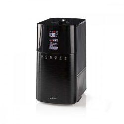 Párásító   6 L   Higrométer   Távvezérlő   Fekete plazma funkció Nedis HUMI130CBK