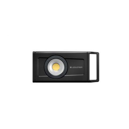 LEDLENSER iF4R tölthető fémházas fényvető 2x21700 Battery Pack 3.7V 2500 lumen IF4R-502001
