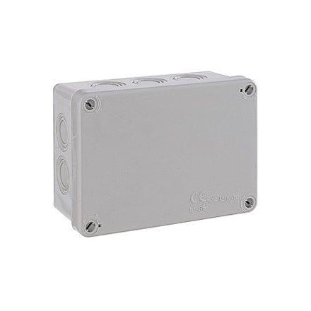 Kötődoboz perforált 170X125X75MM IP65