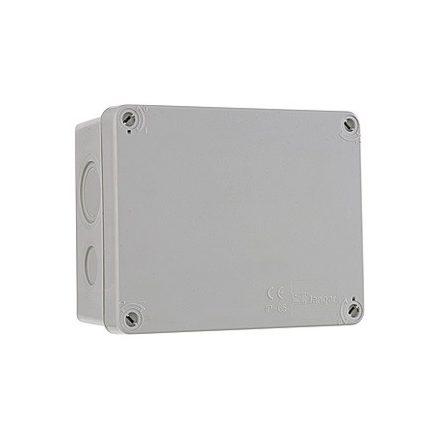Kötődoboz perforált 180X145X85MM IP65