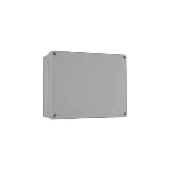 Kötődoboz sima 231X182X85MM IP65