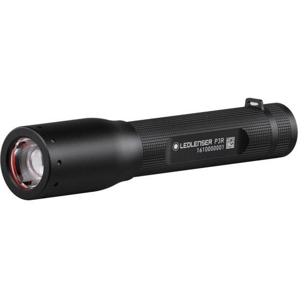 LedLenser P3R LED lámpa tölthető 1xPower fehér LED, 1x10440 akkuval, 140lm