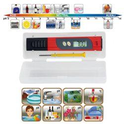 pH teszter & hőmérő HOME PHT 01
