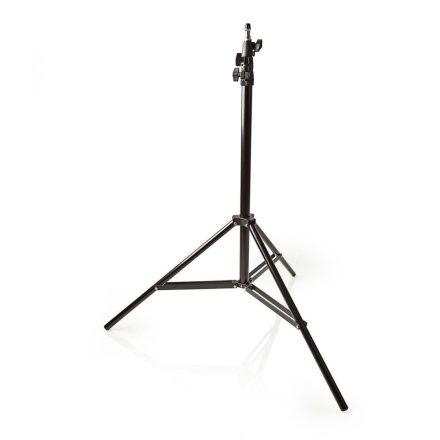 Fotóstúdió Lámpaállvány | 260 cm | Csapos SLST20BK
