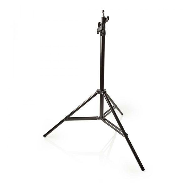 Fotóstúdió Lámpaállvány   260 cm   Csapos SLST20BK