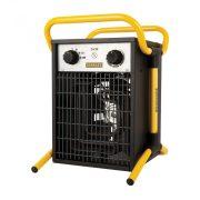 STANLEY ipari fűtőtest 2500 W / 5000 W ST-05-400-E