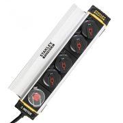 4-es elosztó kapcsolóval, csíptetős 3m  3G1,5 mm2 SXECCH2LAFE