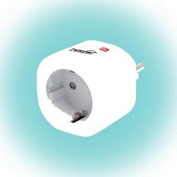 Távirányítható hálózati aljzat Home TH 3000