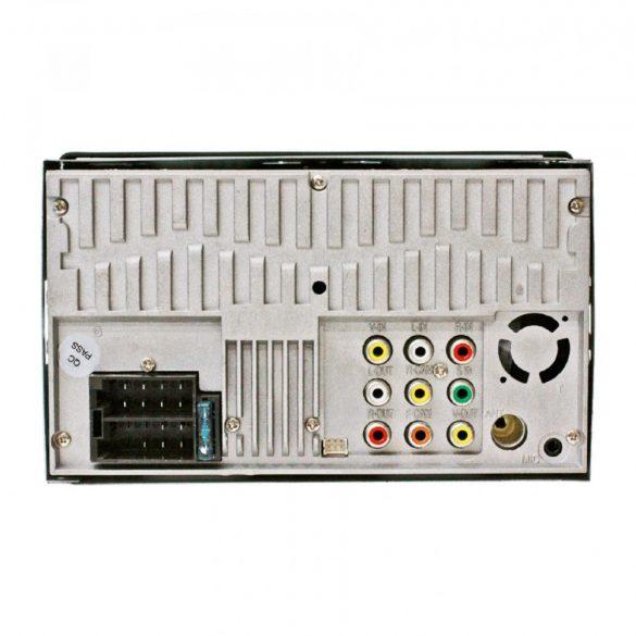 Autórádió és multimédia-lejátszó VB X900