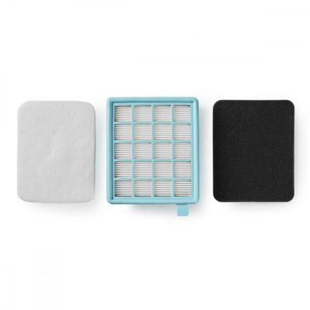 HEPA Filter Set Csere a következőre: Philips | HEPA Szűrő és Mikró Szűrő | H13 VCFI222HEP