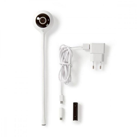 WiFi Intelligens IP-kamera | Hőmérséklet-érzékelő | FULL HD 1080p