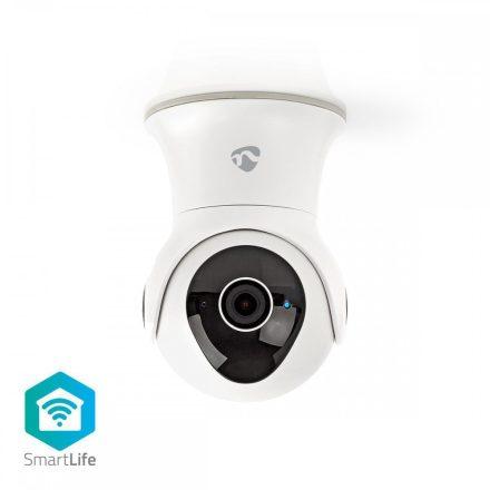WiFi Intelligens IP-kamera   Pásztázás/Döntés   Full HD 1080p   Kültéri   Vízálló