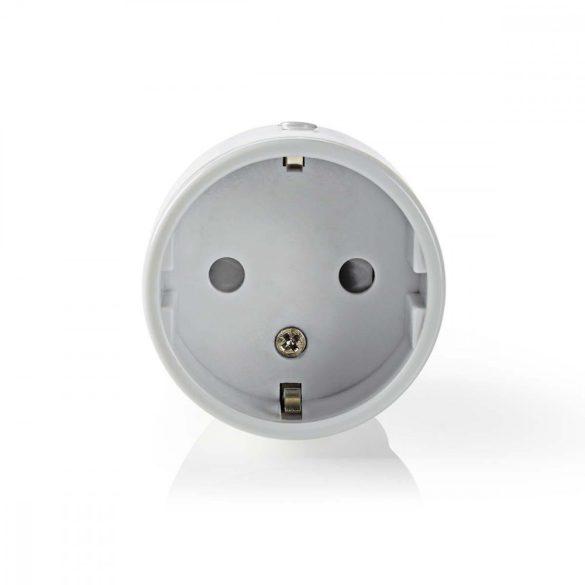 WiFi Okoscsatlakozó   Teljesítményfigyelő   Schuko Type F   10 A
