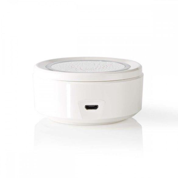 Wi-Fi-s, Intelligens Sziréna | Riasztó vagy Csengő | 85 dB