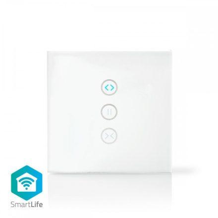 WiFi Intelligens Fali Kapcsoló   Függöny-, redőny- és napellenző-vezérlő WIFIWC10WT