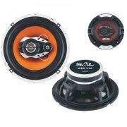 SAL Autóhangszóró-pár, 165mm, 3 utas, 4ohm, 220W WRX 316