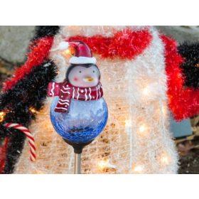 Karácsonyi  dekoráció világítás
