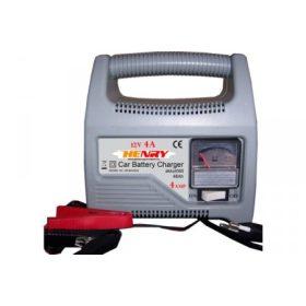 Jármű autó akkumulátor töltő